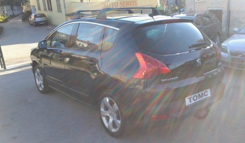 Peugeot 3008 puno