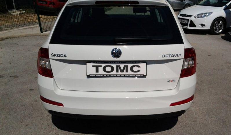 Škoda Octavia Combi puno
